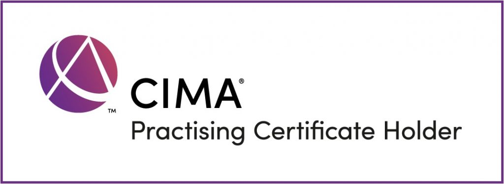 JMD Accountancy are a Cima Practising Certificate Holder